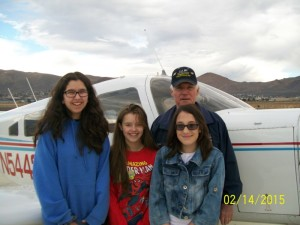 EAA Chapter 403 Young Eagles Event – Feb 14, 2015