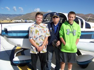 EAA403 Young Eagles Event-5/09/2015
