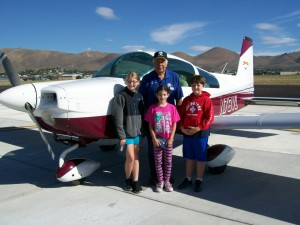 EAA403 Young Eagles Event   7/11/2015