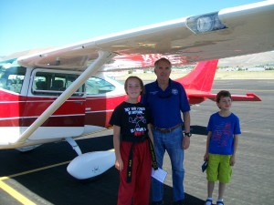 EAA403 Young Eagles Event   6/13/2015